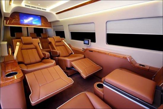 Μια Mercedes με εσωτερικό που θυμίζει... αεροπλάνο (12)