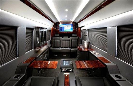Μια Mercedes με εσωτερικό που θυμίζει... αεροπλάνο (13)