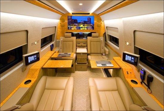 Μια Mercedes με εσωτερικό που θυμίζει... αεροπλάνο (14)