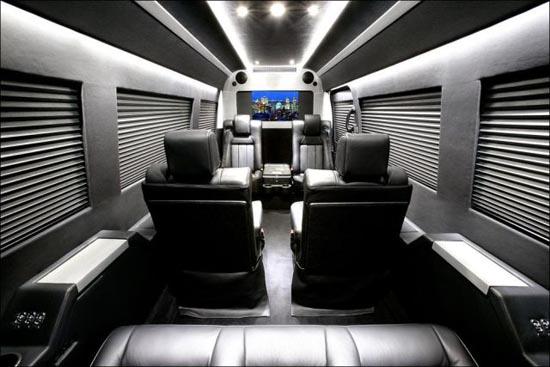 Μια Mercedes με εσωτερικό που θυμίζει... αεροπλάνο (16)