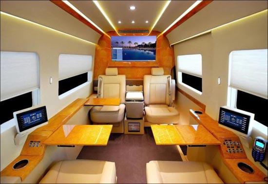 Μια Mercedes με εσωτερικό που θυμίζει... αεροπλάνο (17)