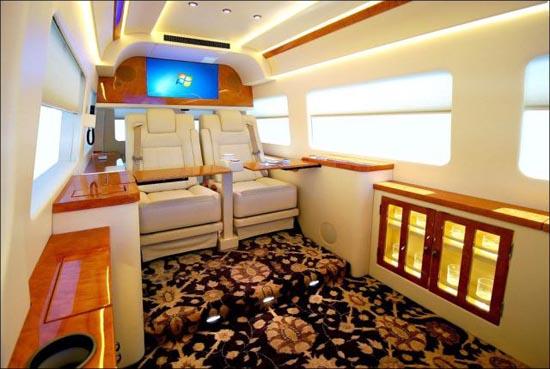 Μια Mercedes με εσωτερικό που θυμίζει... αεροπλάνο (18)