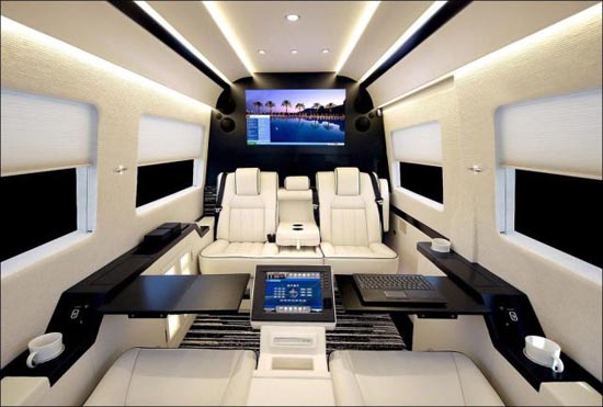 Μια Mercedes με εσωτερικό που θυμίζει... αεροπλάνο (19)