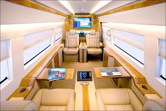 Μια Mercedes με εσωτερικό που θυμίζει... αεροπλάνο (20)