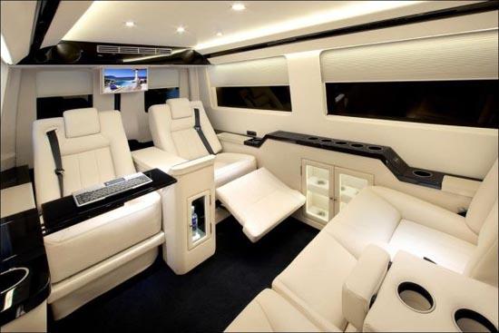 Μια Mercedes με εσωτερικό που θυμίζει... αεροπλάνο (24)