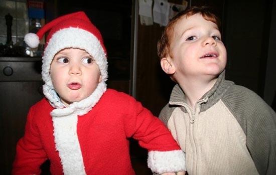 Μωρά ντυμένα Άγιοι Βασίληδες (13)