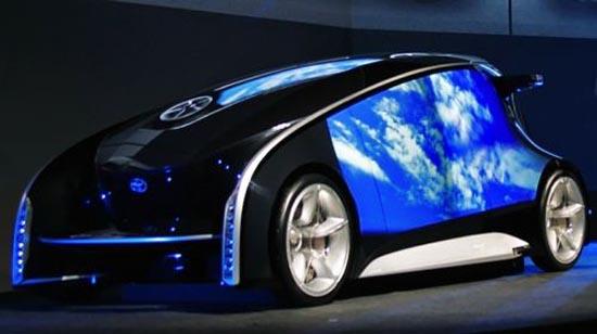 Το νέο concept car της Toyota εντυπωσιάζει (1)