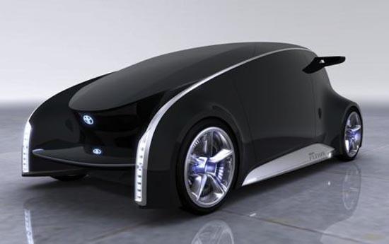 Το νέο concept car της Toyota εντυπωσιάζει (2)