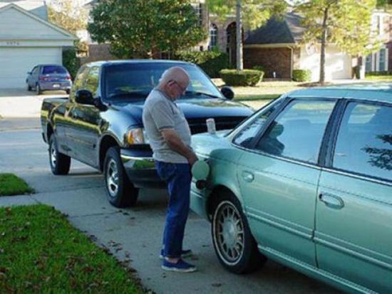 Οι παππούδες τρελάθηκαν! (1)