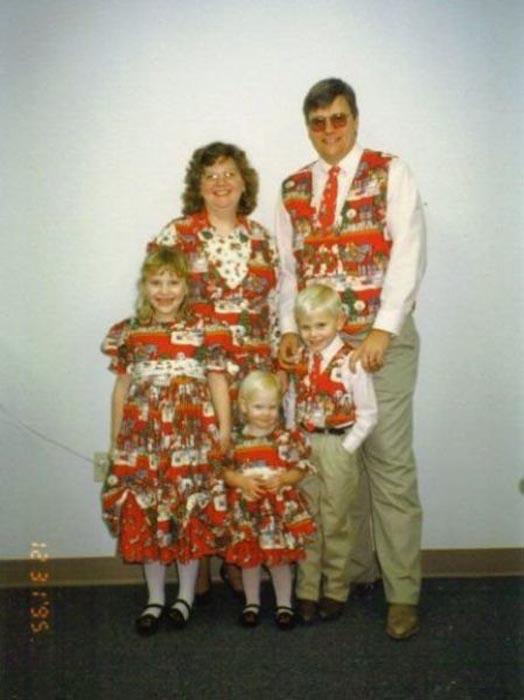 Παράξενες οικογενειακές φωτογραφίες Χριστουγέννων (17)