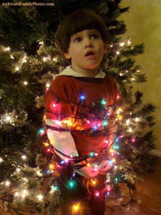 Παράξενες οικογενειακές φωτογραφίες Χριστουγέννων (12)