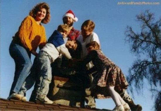 Παράξενες οικογενειακές φωτογραφίες Χριστουγέννων (10)