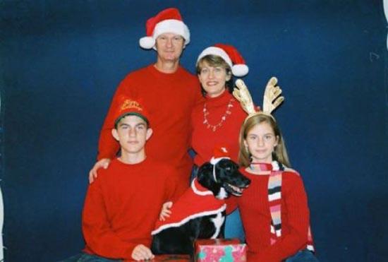 Παράξενες οικογενειακές φωτογραφίες Χριστουγέννων (15)