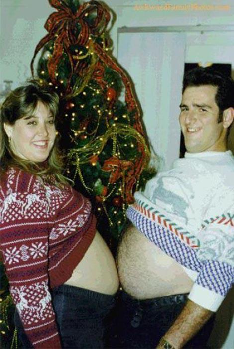 Παράξενες οικογενειακές φωτογραφίες Χριστουγέννων (14)