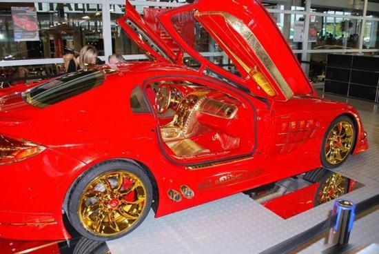 Το πιο ακριβό αυτοκίνητο στον κόσμο (1)