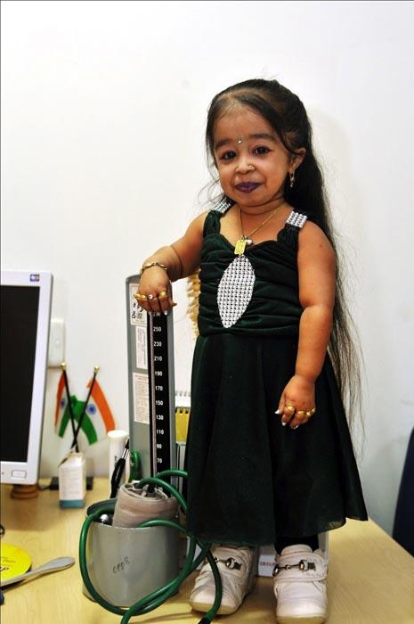 Η πιο κοντή γυναίκα στον κόσμο (1)