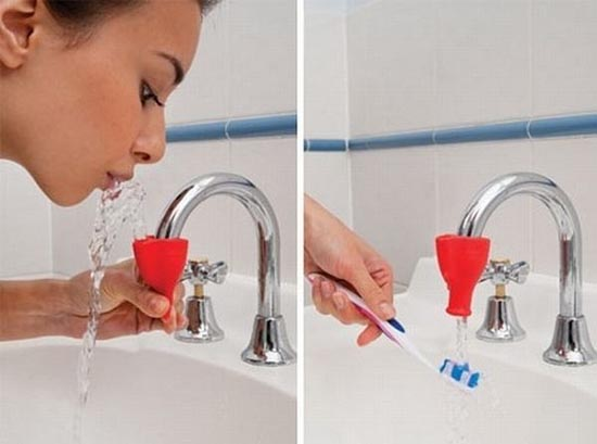 Πρακτικό gadget για την βρύση (2)