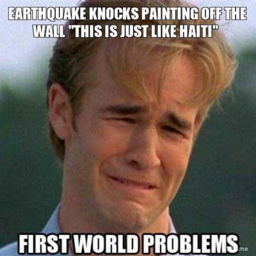 «προβληματα» του μοντέρνου κόσμου (24)