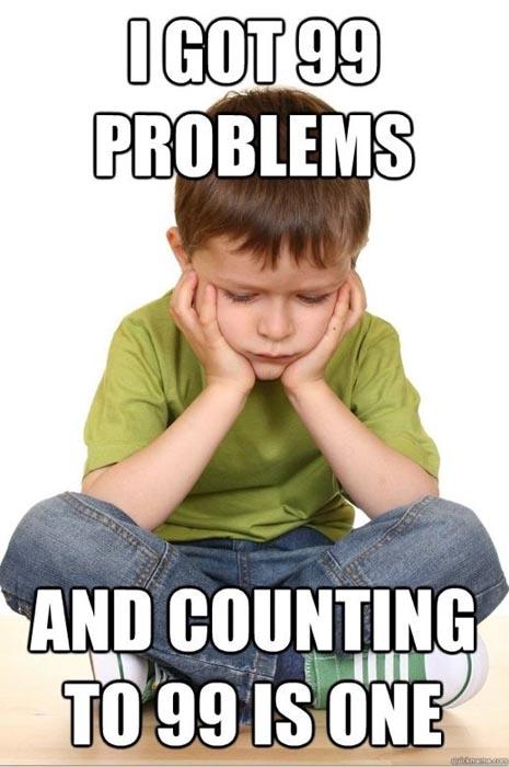 Προβλήματα που έχουν τα πρωτάκια (11)