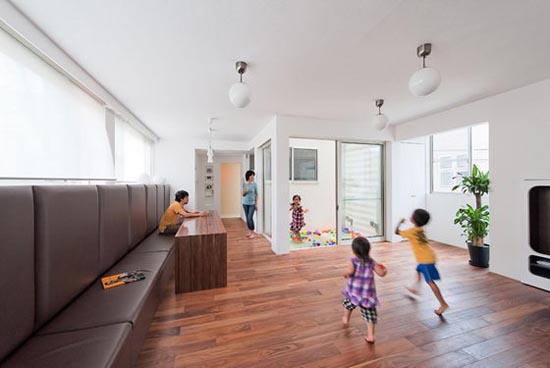 Πρωτοποριακό σπίτι με τσουλήθρα (6)