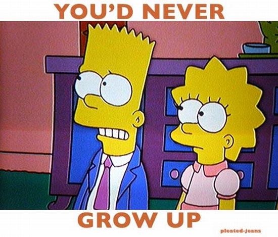 Πως θα ήταν η ζωή σου αν ήσουν cartoon... (1)