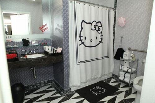 Σουίτα ξενοδοχείου Hello Kitty (3)