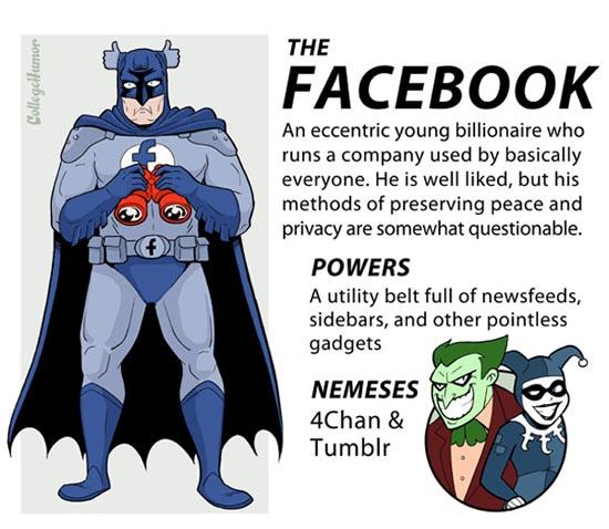 Οι Super ήρωες του Internet (3)