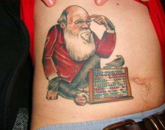 10 θεότρελα χριστουγεννιάτικα τατουάζ (1)