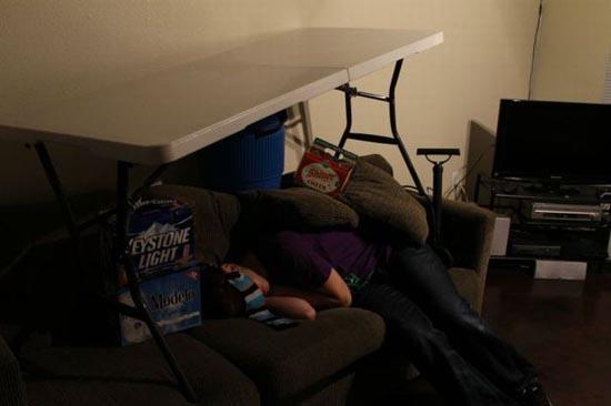 Τι μπορεί να συμβεί αν πιείτε υπερβολικά σε ένα πάρτυ (2)