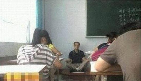 Τρελοί καθηγητές στην Κίνα (5)