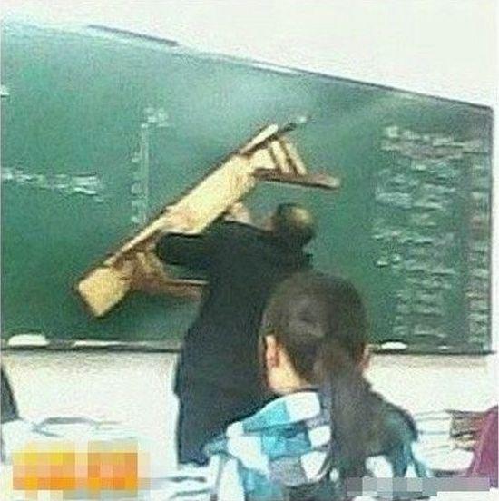 Τρελοί καθηγητές στην Κίνα (7)