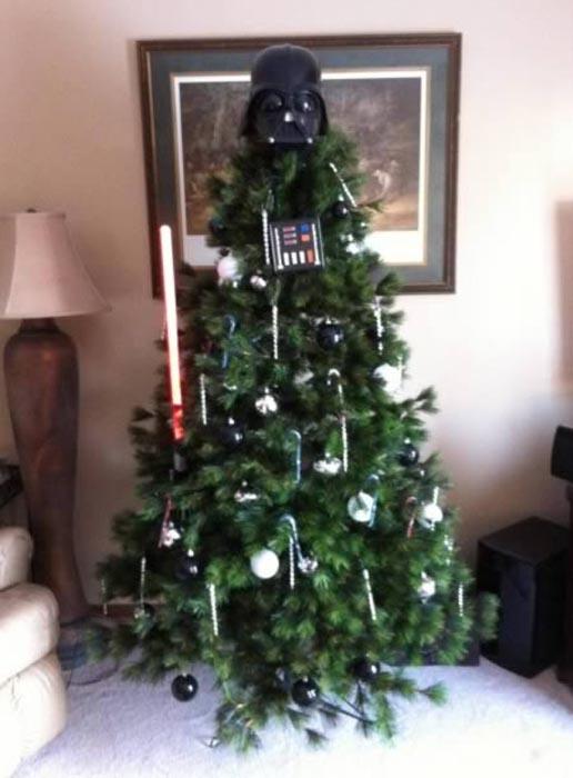 Παράξενα Χριστουγεννιάτικα δέντρα (1)