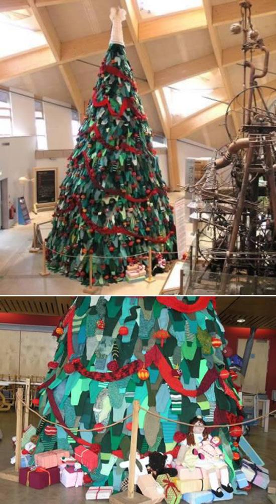 Παράξενα Χριστουγεννιάτικα δέντρα (6)