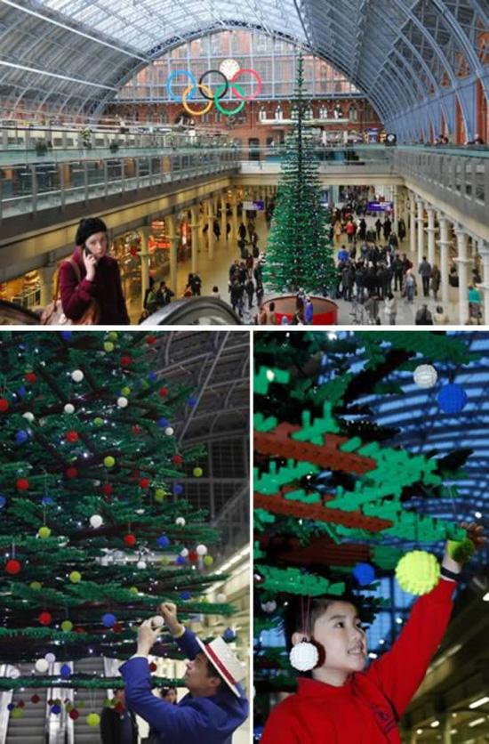 Παράξενα Χριστουγεννιάτικα δέντρα (8)