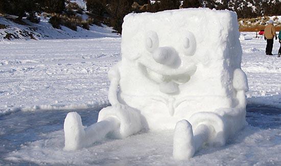 Ξεκαρδιστικοί Χιονάνθρωποι (12)