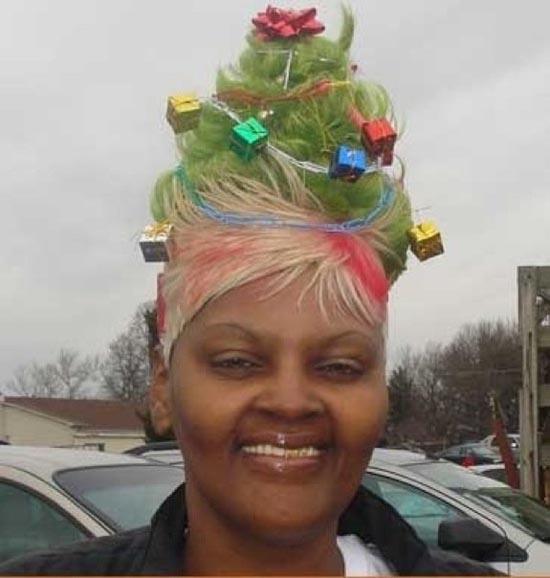 Χριστουγεννιάτικα χτενίσματα για «ξεχωριστές» εμφανίσεις (6)