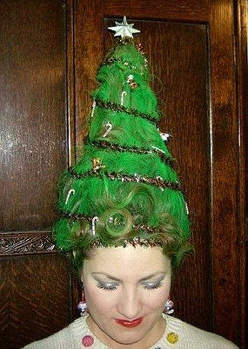 Χριστουγεννιάτικα χτενίσματα για «ξεχωριστές» εμφανίσεις (11)