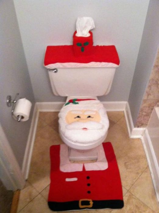 Χριστουγεννιάτικες τουαλέτες (1)