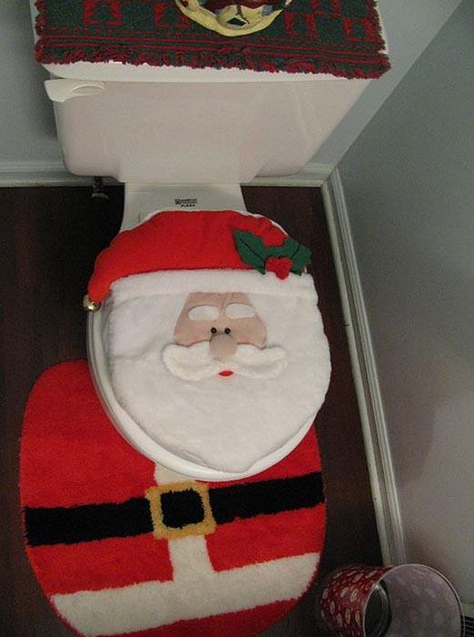 Χριστουγεννιάτικες τουαλέτες (5)
