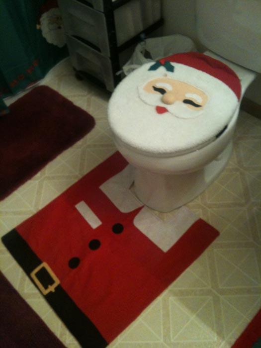 Χριστουγεννιάτικες τουαλέτες (6)