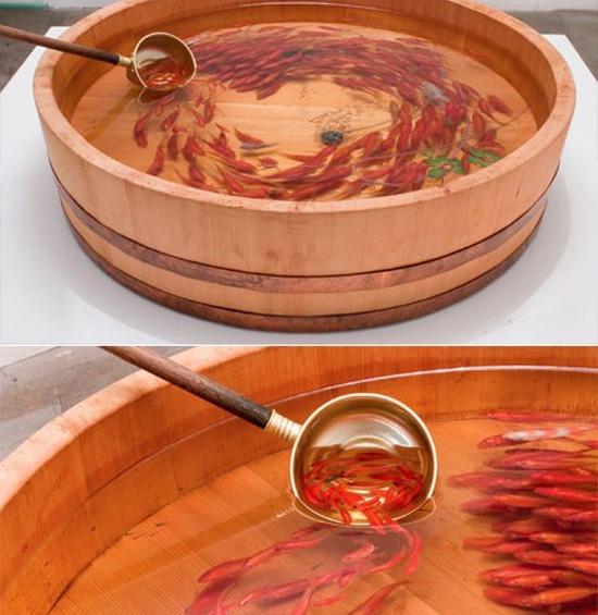 Απίστευτη 3D ζωγραφική με μοναδικό τρόπο