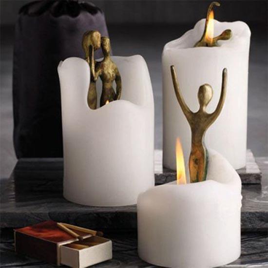 Παράξενα κεριά (1)