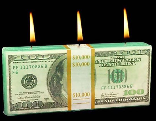 Παράξενα κεριά (3)