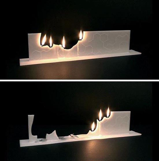 Παράξενα κεριά (7)