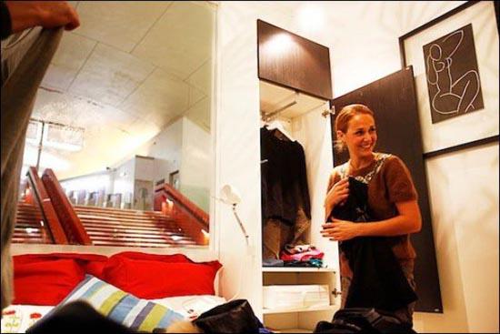 Μοναδικό διαμέρισμα μέσα στο Μετρό του Παρισιού (12)