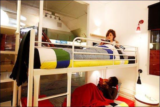 Μοναδικό διαμέρισμα μέσα στο Μετρό του Παρισιού (13)