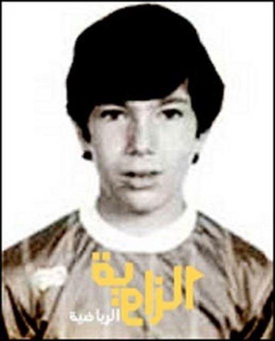 Διάσημοι ποδοσφαιριστές σε παιδική ηλικία και τώρα (7)