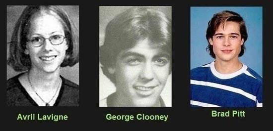 Διάσημοι σε σχολική ηλικία (1)