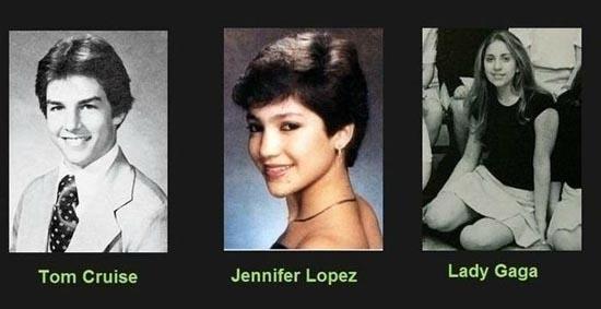 Διάσημοι σε σχολική ηλικία (2)