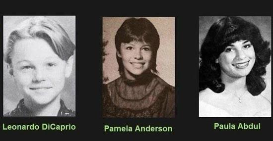 Διάσημοι σε σχολική ηλικία (3)